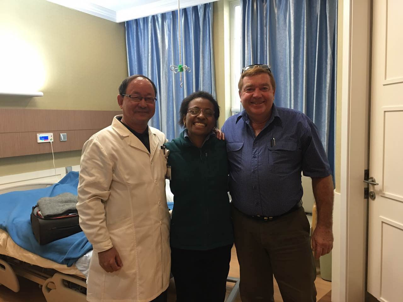 No pain after the Comprehensve Pelvic Cancer Treatment