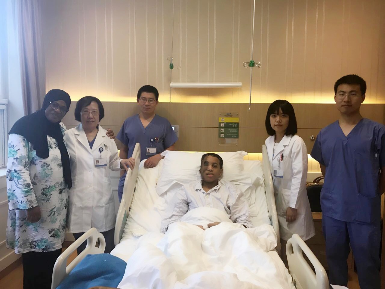 Chinese Hospital Has Successfully Performed a High-challenge...